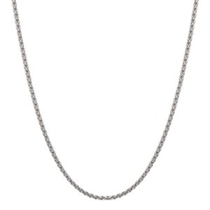 Picture of Silver Foxtail Chain - 30""